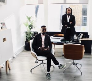 Rosemont Group Capital Partners' Freddie Achom and Anthony Grant