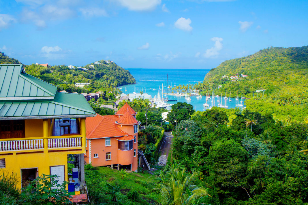 St Lucia Caribbean: BEST ISLAND IN THE CARIBBEAN FOR BUSINESS