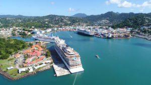 Main Port St Lucia